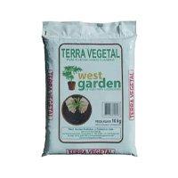 Terra Vegetal Saco com 10kg -