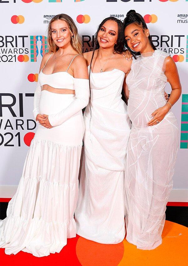 It girls - Brit Awards 2021 - Brit Awards 2021 - Outono - Em casa - https://stealthelook.com.br