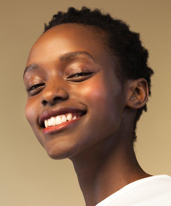 ANDREW GALLIMORE - make clean pele negra - relação com a beleza  - outono - brasil - https://stealthelook.com.br