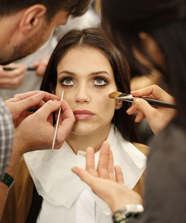 Modelo gucci - pincel de make - pinceis de maquiagem - inverno - brasil - https://stealthelook.com.br