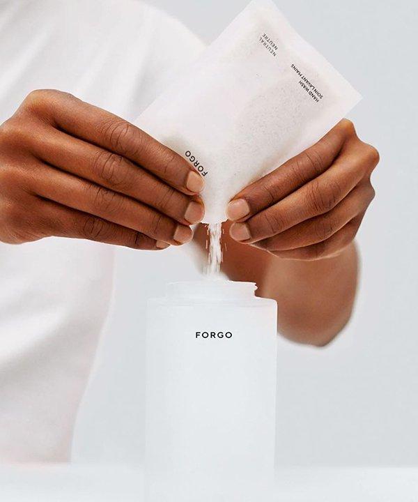 Forgo - produtos de beleza em refil - rotina de skincare - outono - brasil - https://stealthelook.com.br