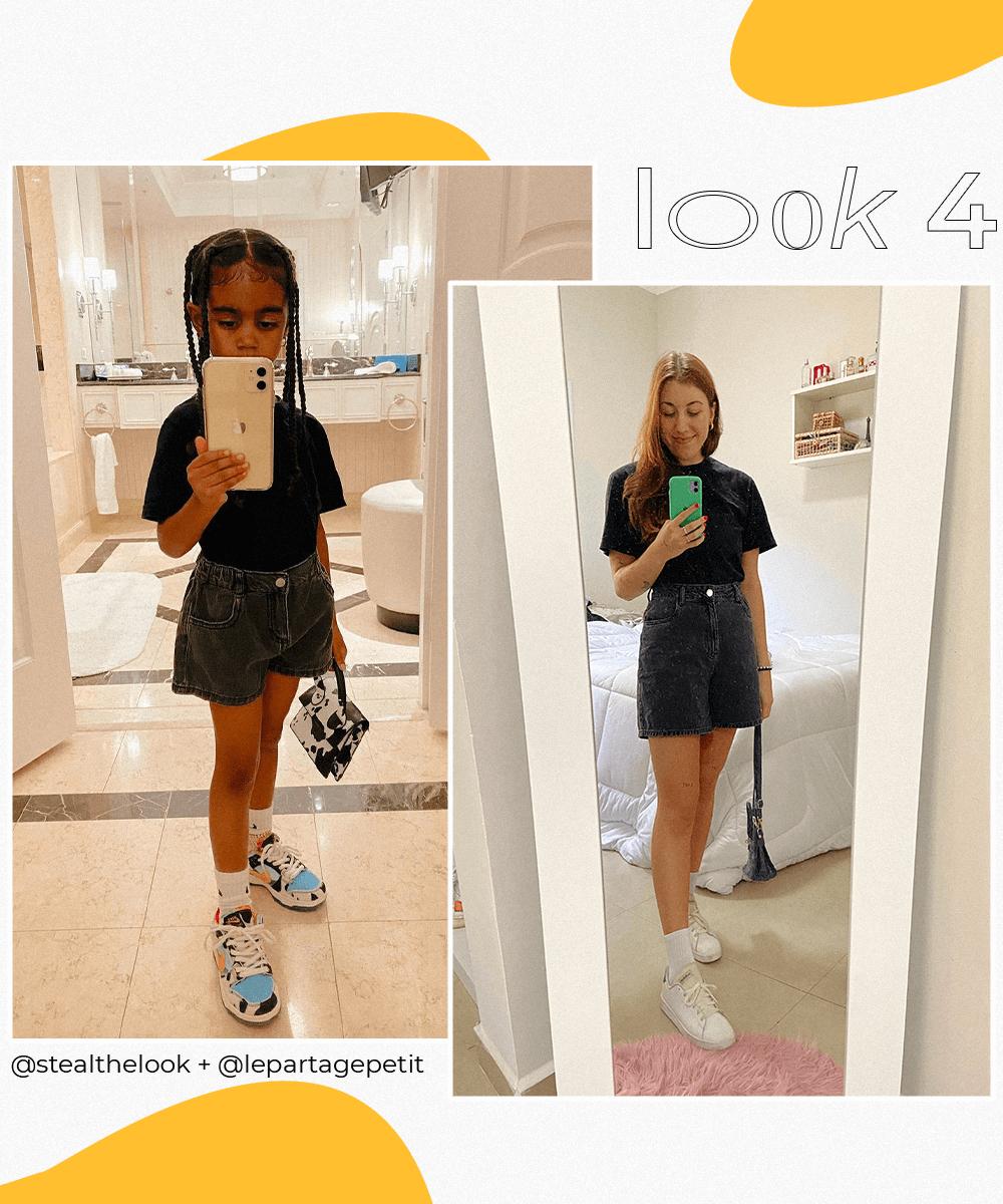 It girls - crianças mais estilosas do Instagram - crianças mais estilosas do Instagram - Outono - Em casa - https://stealthelook.com.br