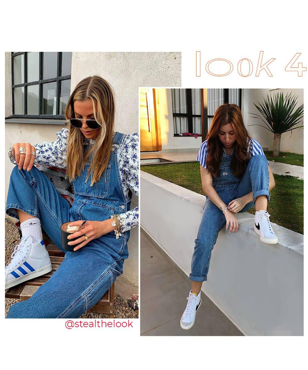 It girls - Influencers estilosas - Influencers estilosas - Outono - Em casa - https://stealthelook.com.br