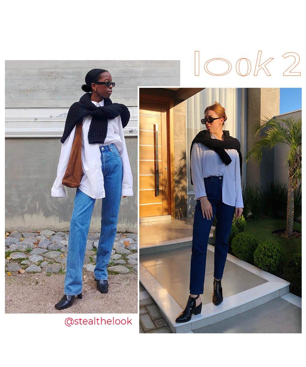 It girls - Influencers estilosas - Influencers estilosas - Outono - Street Style - https://stealthelook.com.br