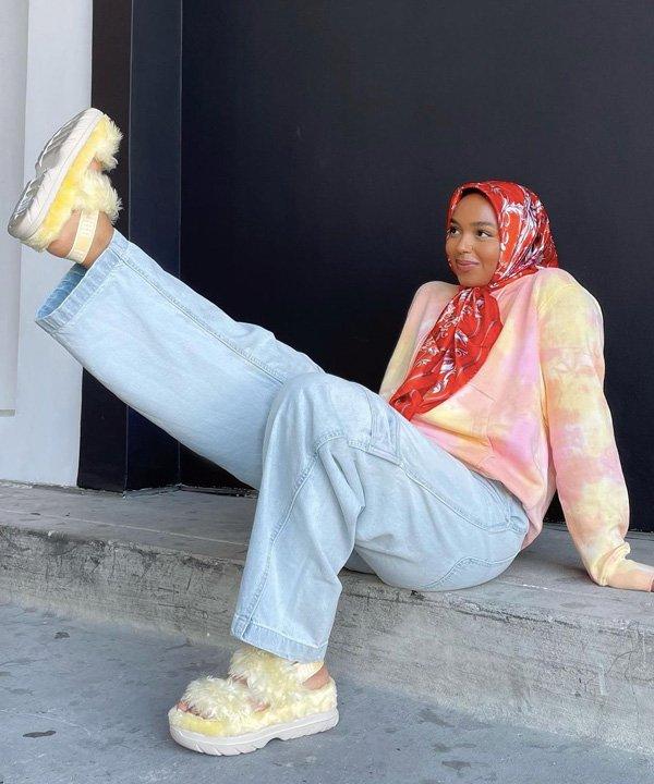 Shahd Batal - modelos de sapatos - sapatos tendência 2021 - outono - street style - https://stealthelook.com.br
