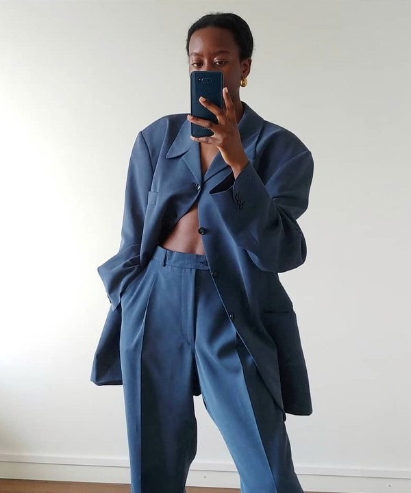 sylvie mus - roupas oversized - looks oversized - outono - street style - https://stealthelook.com.br