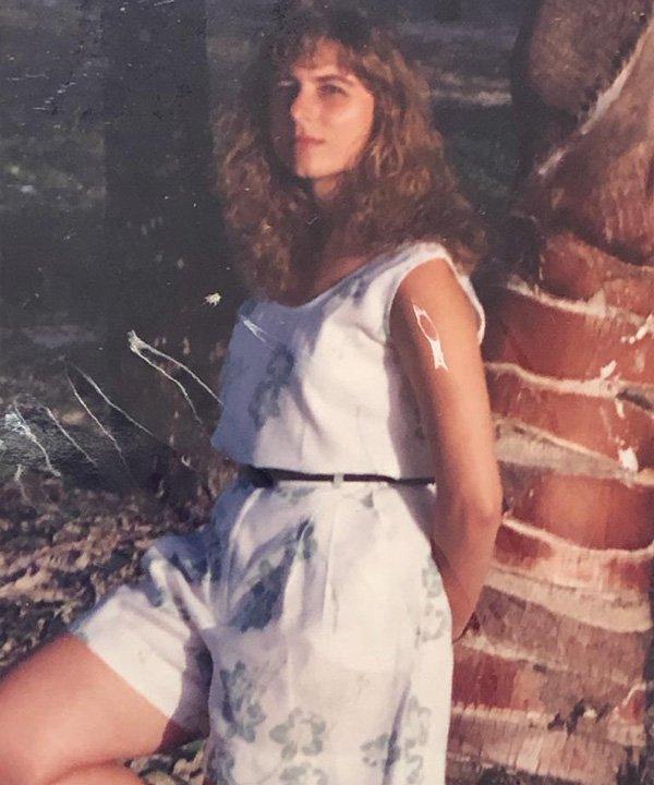 Mônica, mãe da Sofia Stipkovic - tendências dos anos 80 - dia das mães - outono - street style - https://stealthelook.com.br
