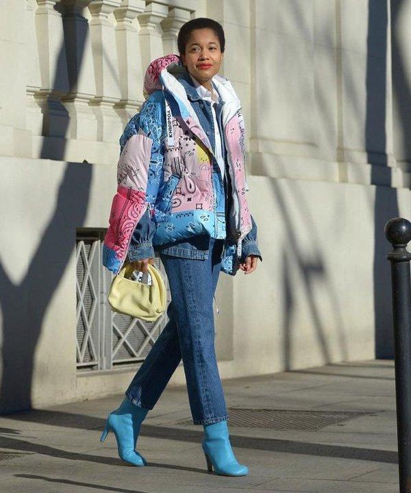 Tamu McPherson - jaquetas puffer - jaquetas acolchoadas - outono - street style - https://stealthelook.com.br