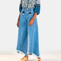 calça pantalona refarm jeans