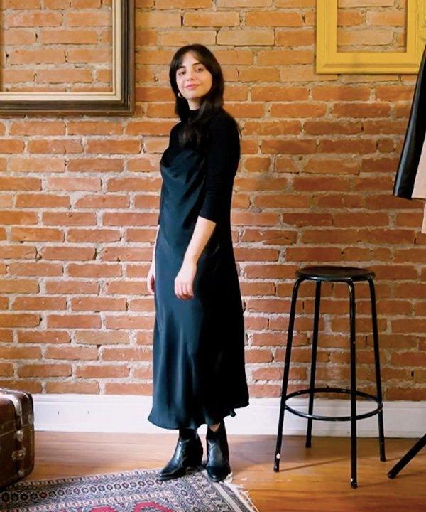 Giovana Marçon - looks com vestidos - vestidos - outono - street style - https://stealthelook.com.br