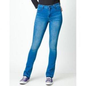 Calça Jeans Feminina Boot Cut Used Cl Tamanho 44