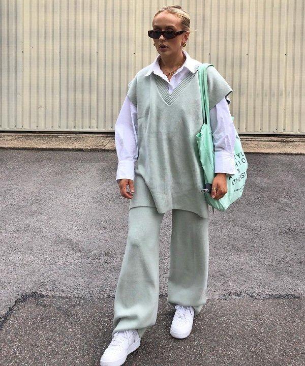 Amy Shaw - camisa de botão - looks com camisa - outono - street style - https://stealthelook.com.br