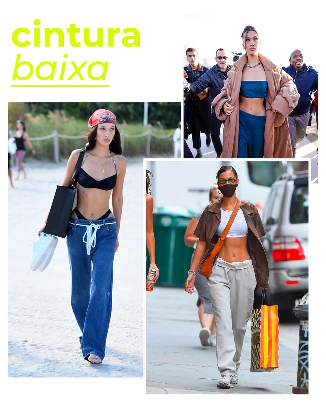 It girls - Bella Hadid - Bella Hadid - Outono - Street Style - https://stealthelook.com.br