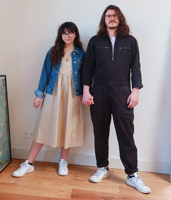 Sofi e Diego - sapatos confortáveis - sapatos confortáveis - sapatos confortáveis - sapatos confortáveis - https://stealthelook.com.br