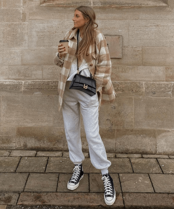 Sinead Crowe - jaqueta - shacket  - Inverno - street style - https://stealthelook.com.br