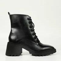 LILLY bota - preto (vegan)