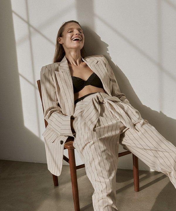 Cate Underwood - editorial de moda - fotos - outono - street style - https://stealthelook.com.br