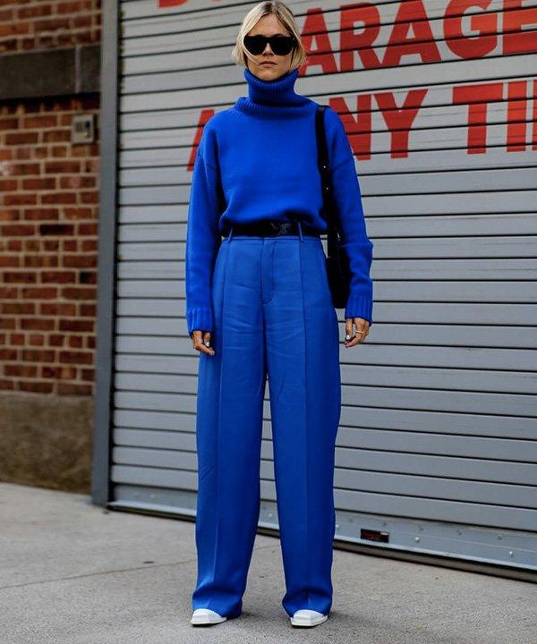 Ellie Delphine - blusas de tricô - looks de inverno - outono - street style - https://stealthelook.com.br