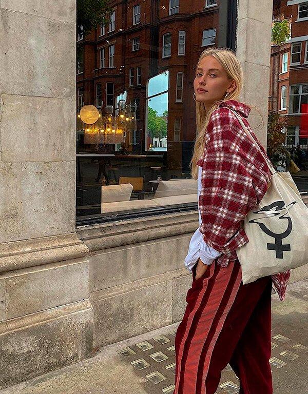 It girls - tendência dos anos 90 - tendência dos anos 90 - Outono - Street Style - https://stealthelook.com.br
