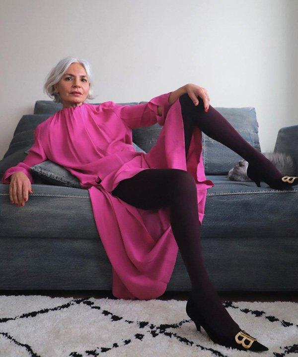 Grece Ghanem - vestido no inverno - vestidos no inverno - inverno - street style - https://stealthelook.com.br
