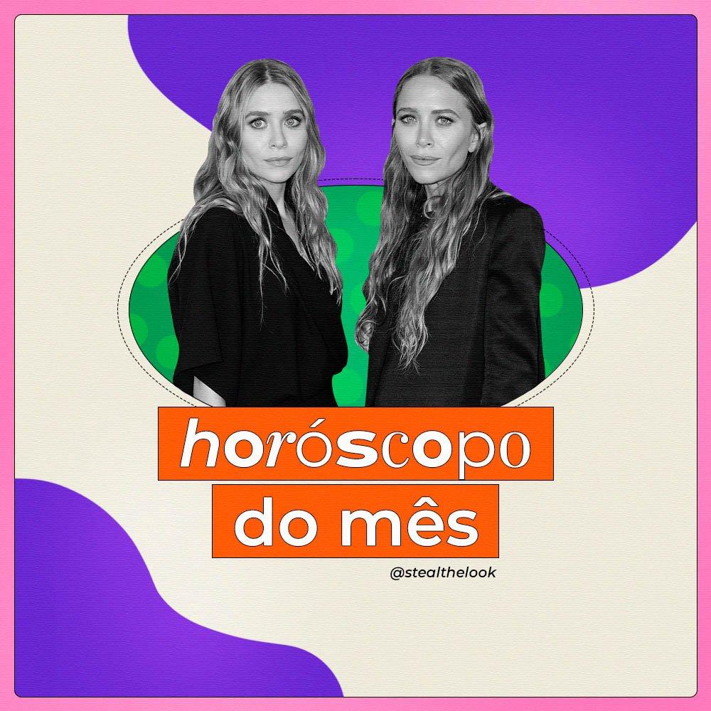 It girls - Horóscopo de junho - Horóscopo de junho - Outono - Em casa - https://stealthelook.com.br