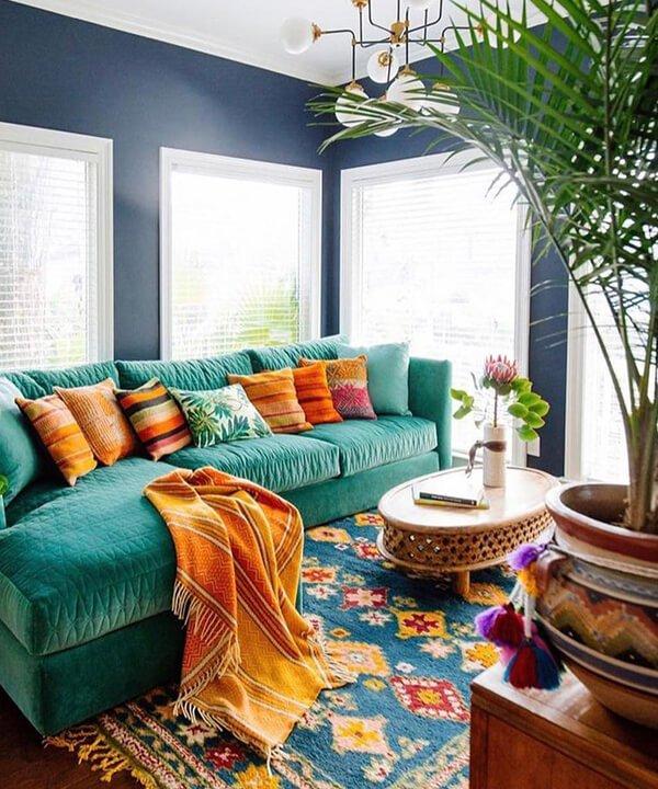 almofadas estampadas - decoração  - itens de decoração  - inverno - brasil - https://stealthelook.com.br