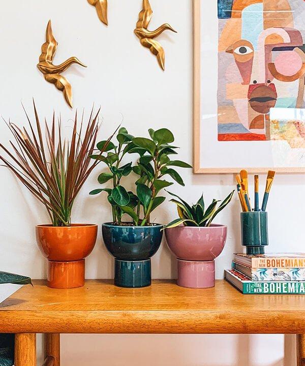 vaso de flores - vaso de flores - itens de decoração  - inverno - brasil - https://stealthelook.com.br