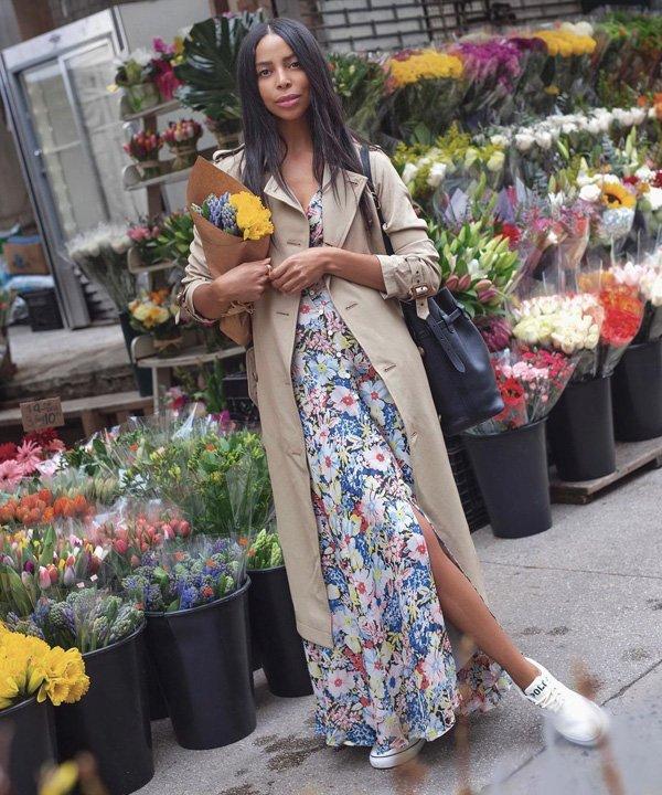 Janelle Marie Lloyd - vestido no inverno - vestidos no inverno - inverno - street style - https://stealthelook.com.br