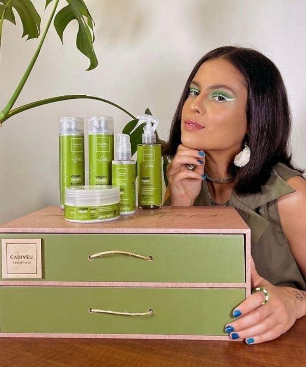 Cavideu  - Produtos de beleza  - lançamentos de beleza  - Produtos para cabelo  - Anita  - https://stealthelook.com.br