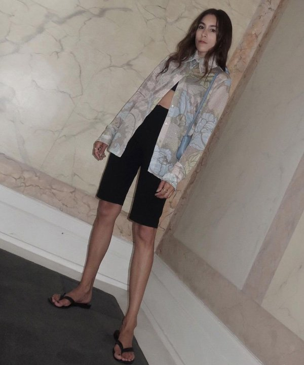 Lauren Caruso - camisa de botão - looks com camisa - outono - street style - https://stealthelook.com.br
