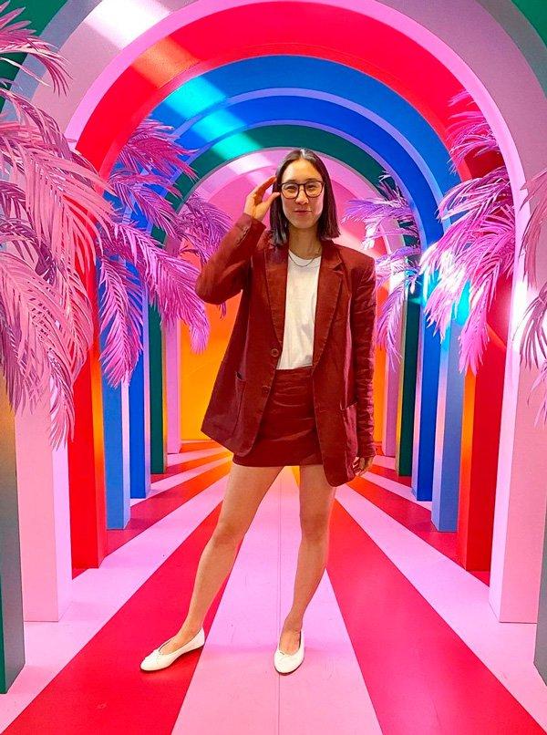 Eva Chen - conjunto - sapatilha - outono - street-style - https://stealthelook.com.br