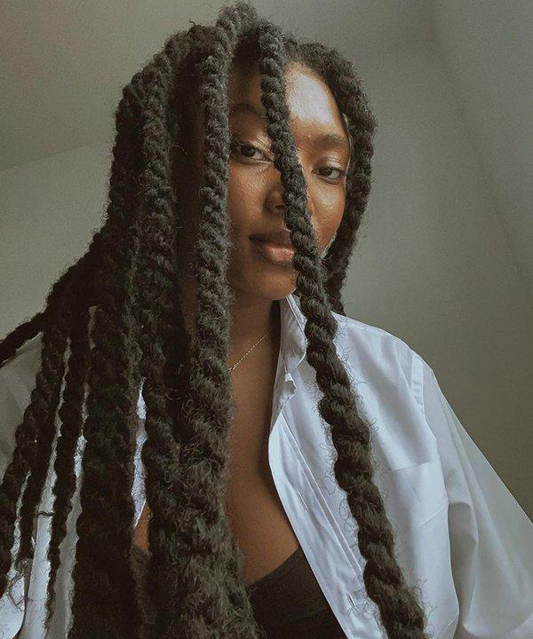 Stella Chidozie - twist - modelos de tranças - inverno - brasil - https://stealthelook.com.br