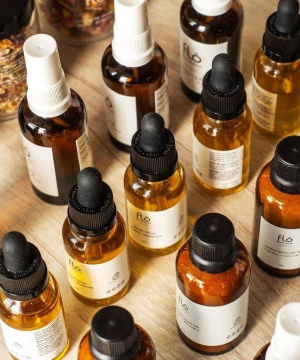 Flô - produtos orgânicos - Cosmética natural  - skincare  - marcas de beleza sustentáveis - https://stealthelook.com.br
