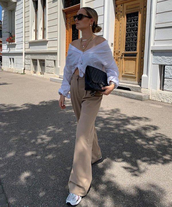 Olivia Faeh - camisa de botão - looks com camisa - outono - street style - https://stealthelook.com.br