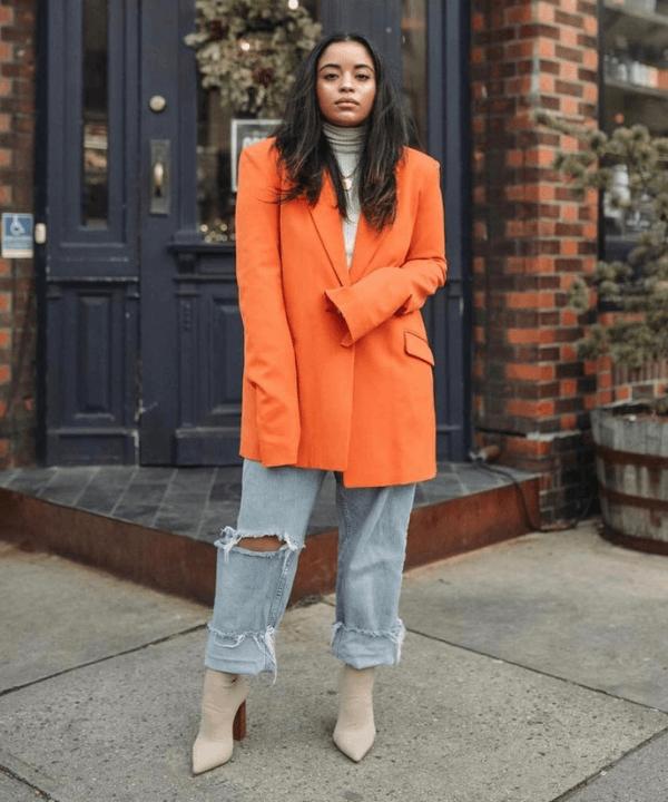 Veronica Bonilla - Street Style - Ponto de cor - Inverno  - Steal the Look  - https://stealthelook.com.br