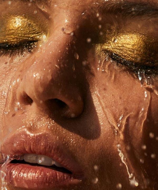 maquiagem a prova d'água  - blush cremoso  - nado artístico  - maquiagem  - nado sincronizado  - https://stealthelook.com.br