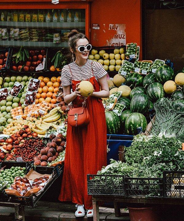 Marisa Careng - alimentação saudavel, vestido e blusa - sintomas da TPM - inverno - brasil - https://stealthelook.com.br