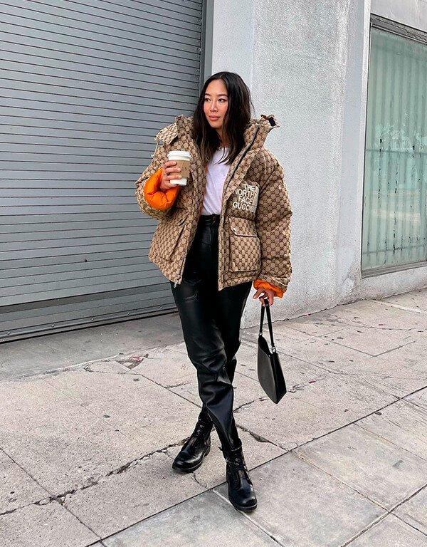 It girls - moda coreana - moda coreana - Outono - Street Style - https://stealthelook.com.br