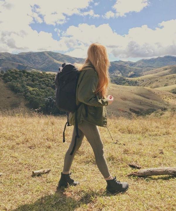 Aline Santos  - camping  - turismo ecológico  - sustentabilidade - natureza  - https://stealthelook.com.br