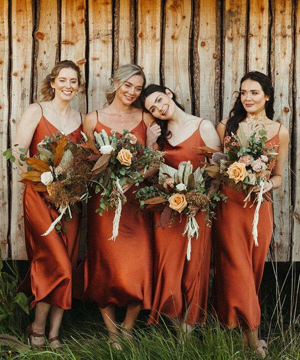Megan Devereaux - vestido de madrinha - madrinhas de casamento - inverno - brasil - https://stealthelook.com.br