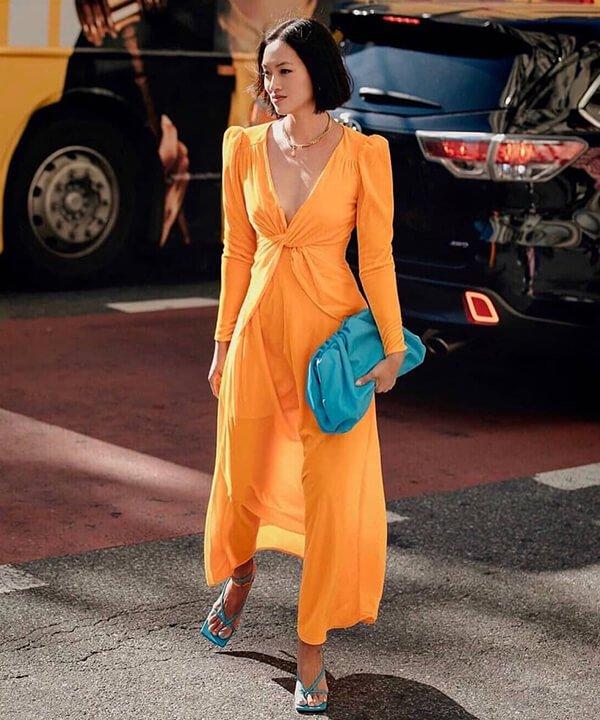 Tiffany Hsu - vestido de festa - madrinhas de casamento - inverno - brasil - https://stealthelook.com.br