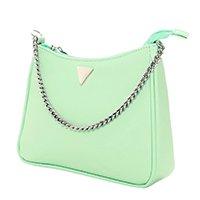 Bolsa Anacapri Mini Bag Básica Feminina - Verde escuro