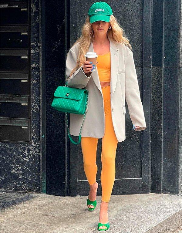 It girls - combinações de cores - combinações de cores - Inverno - Street Style - https://stealthelook.com.br