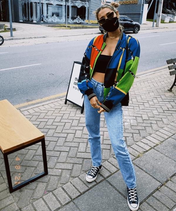 Sasha Meneghel - Street Style - Sasha Meneghel - Inverno - Nova York - https://stealthelook.com.br