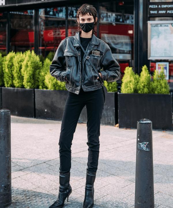 Fashion Book - Street Style - Street Style de Paris - Inverno  - Paris - https://stealthelook.com.br