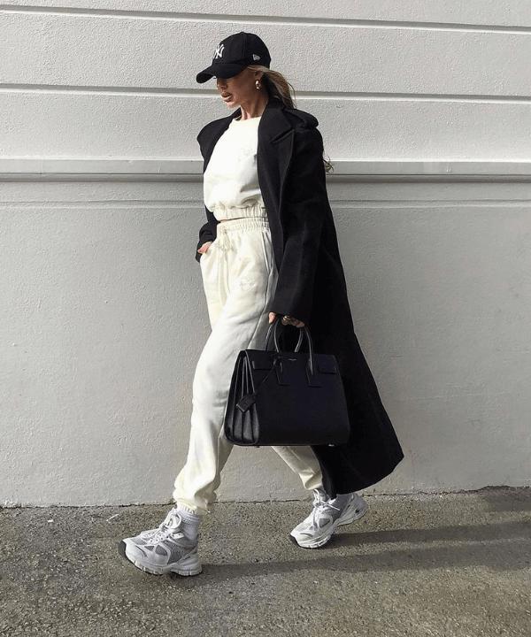 Jess Hunt - Street Style - boné de beisebol - Inverno  - Steal the Look  - https://stealthelook.com.br