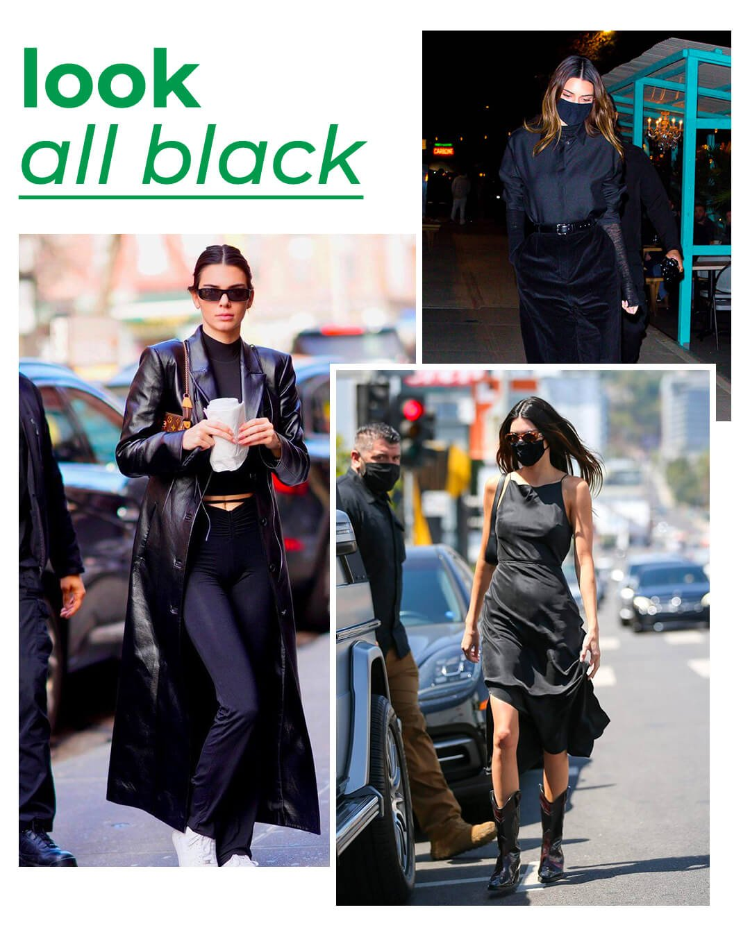 It girls - Kendall Jenner - Kendall Jenner - Inverno - Street Style - https://stealthelook.com.br
