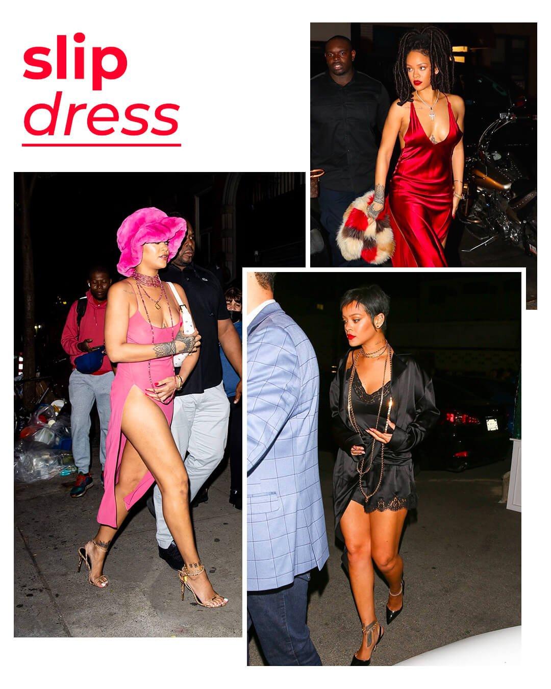 Rihanna - Rihanna - Rihanna - Inverno - Street Style - https://stealthelook.com.br