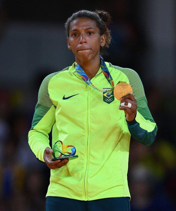 Rafaela Silva - 2021 - olimpíadas - judô - atletas negras - https://stealthelook.com.br