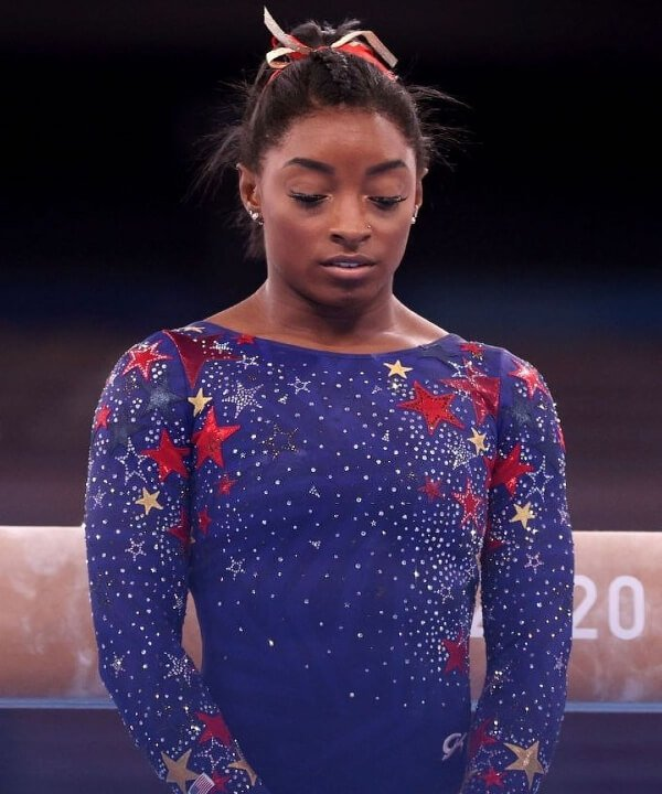 Simone Biles - 2021 - olimpíadas - ginástica artística - atletas negras - https://stealthelook.com.br